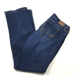 Lucky Brand Sweet N' Low Bootcut Unfinished Hem